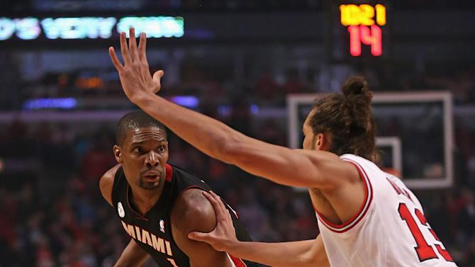 Miami Heat v Chicago Bulls - Game Three