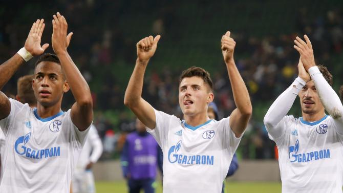 FC Krasnodar v FC Schalke 04 - UEFA Europa League Group Stage - Group I