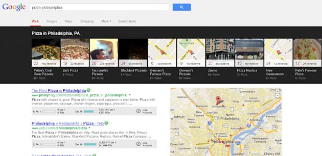 Google Launches The New Google Maps image google Carousel pizza 1024x498