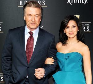 Alec Baldwin's Wife Hilaria Thomas Is Pregnant!