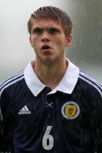 Marcus Fraser has been named in the Scotland under-21 squad