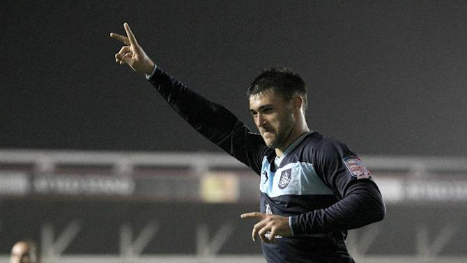 Charlie Austin scored seven goals in October including a hat-trick