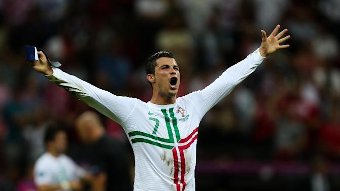 Cristiano Ronaldo's Portugal have moved up to fourth in the latest world rankings