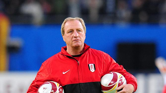 Ray Lewington has left Fulham to take up a full-time coaching role with England