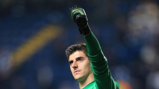 Premier League - Courtois: Chelsea future unclear
