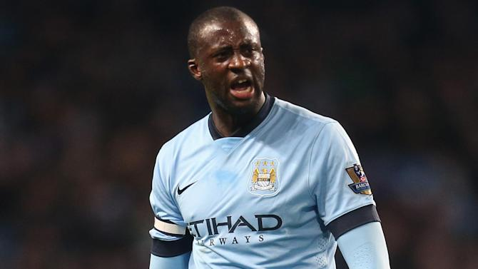 Premier League - Yaya Toure agent claims Ivory Coast midfielder has offers to leave Manchester City