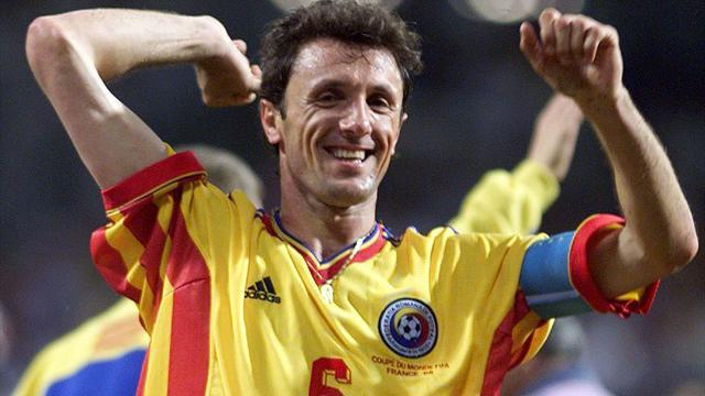 European Football - Former Barca and Spurs star Popescu jailed