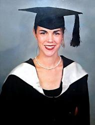 Image provided by the International Criminal Court shows an undated photo of Australian lawyer Melinda Taylor. Taylor was detained late last week after she met with Seif al-Islam, the son of the slain Moamer Kadhafi, as part of a four-person team from the International Criminal Court (ICC)