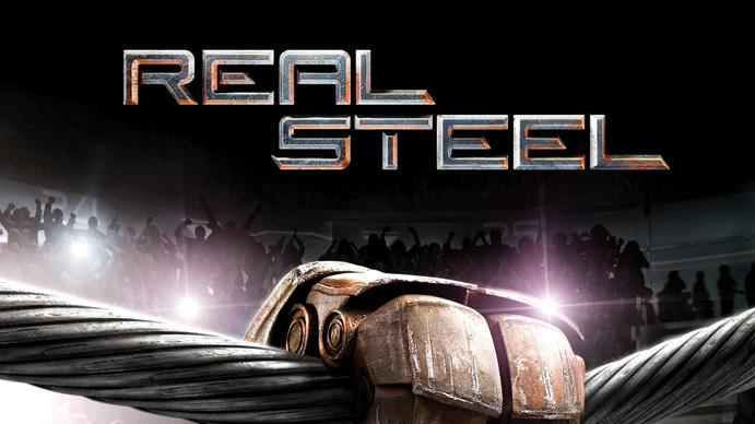 Real Steel DreamWorks Pictures 2011 Poster