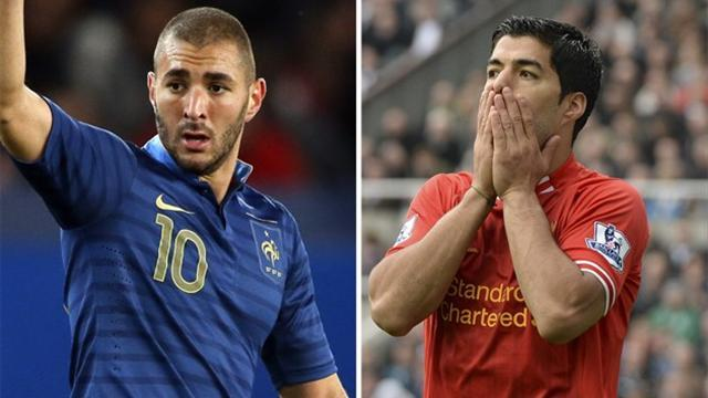 Premier League - Paper Round: Madrid to offer Benzema for Suarez