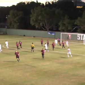 Highlights: Stanford men's soccer tops Ohio State to advance to NCAA quaterfinals