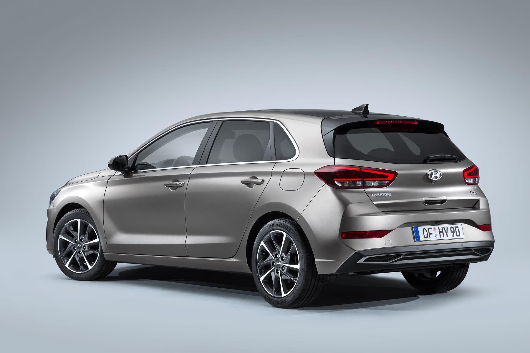 2020日內瓦車展—精銳盡出 Hyundai i30 Hatchback / Fastback / Wagon