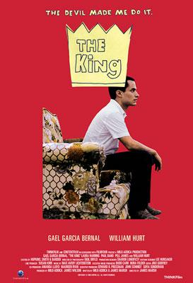 Gael Garcia Bernal stars in ThinkFilm's The King