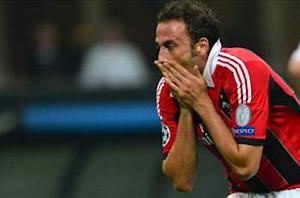 Pazzini relieved to end eight-game goal drought