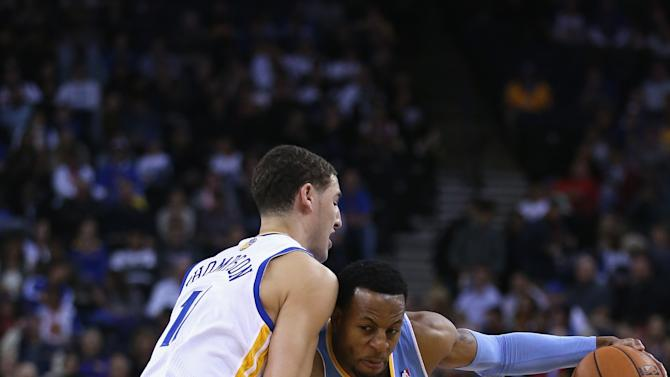 Denver Nuggets v Golden State Warriors