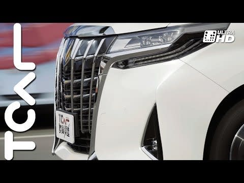 個性奢華 Toyota Alphard Executive Lounge 3.5L 新車試駕 - TCAR