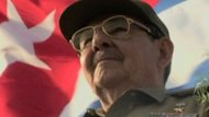 Cuban President Raul Castro is re-elected to what he vows will be his last term in office. Duration: 01:07