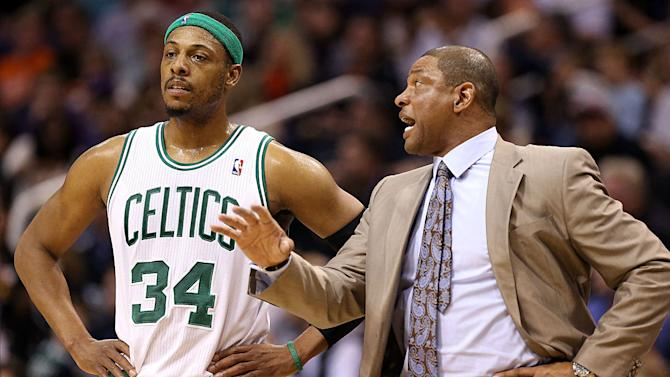 Doc Rivers wants Paul Pierce to retire as Celtic