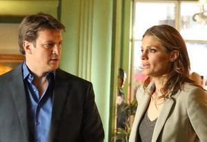 Nathan Fillion, Stana katic | Photo Credits: Richard Cartwright/ABC