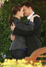Emily Deschanel, David Boreanaz | Photo Credits: Patrick McElhenney/Fox