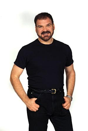 """This publicity photo released by Glenna Freedman Public Relations shows Gerard Alessandrini creator and director of """"Forbidden Broadway: Alive & Kicking"""" now performing off-Broadway at the 47th Street Theatre in New York.  (AP Photo/Glenna Freedman PR, Carol Rosegg)"""