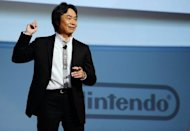 "Nintendo's Shigeru Miyamoto, creator of Super Mario Bros, Donkey Kong and other hit video games (pictured in June 2011 in Los Angeles), won a top Spanish prize Wednesday for ""revolutionizing"" the industry"