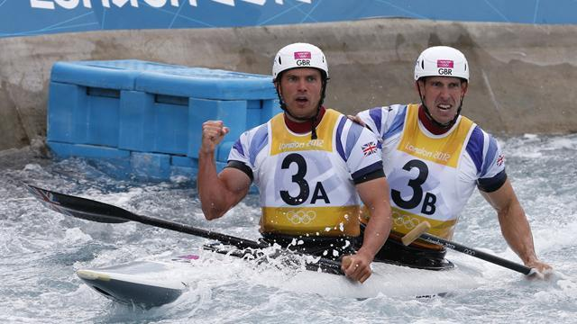 Canoeing - Olympic canoe slalom champion Baillie announces retirement