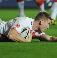 France have pinpointed Man of Steel Sam Tomkins as England's leading threat