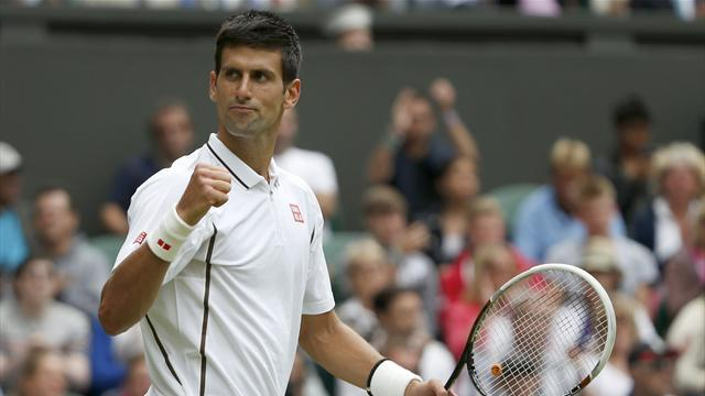 Wimbledon - Thursday June 27 order of play: Can Djokovic keep his cool?