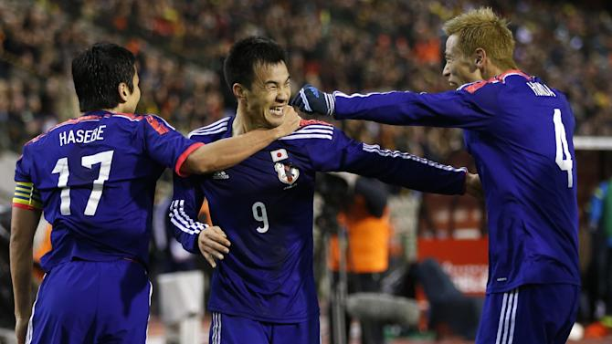 World Cup - I have discovered key to form, says prolific Okazaki