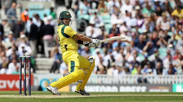 Cricket - Australia ease to victory in Sydney