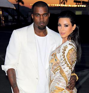 """Kanye Calls Kim His """"True Love,"""" Clashes With Kris Jenner in W Interview"""