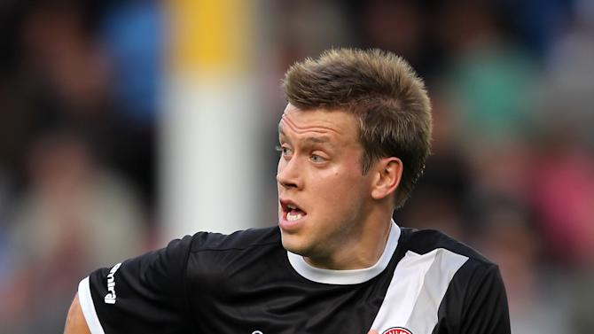 Kevan Hurst has left Walsall to join Southend