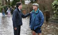 Miliband Issues Climate Change Warning