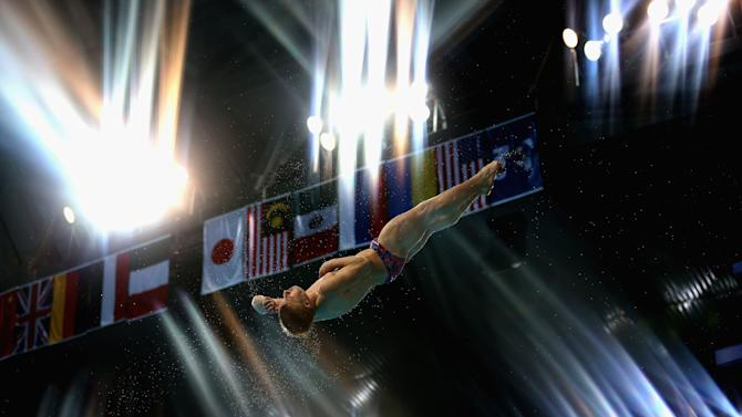FINA/NVA Diving World Series 2014 - Day Two