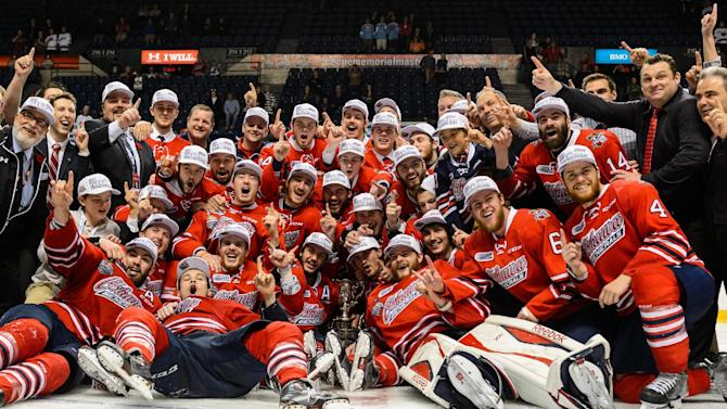2015 Memorial Cup - Championship