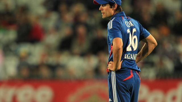 Cricket - Cook keen for players to step up