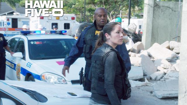 Hawaii Five-0 - Evacuation
