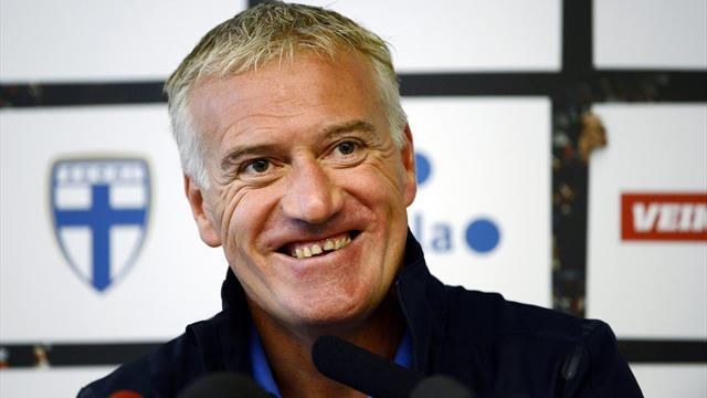 World Cup - Deschamps: French playoff opponent will not be smiling
