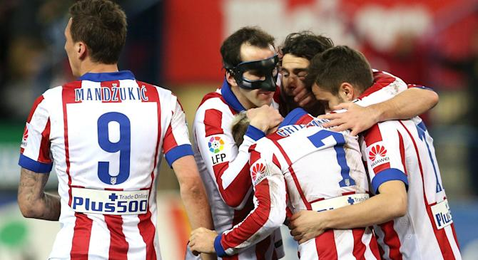 Video: Atletico Madrid vs Almeria