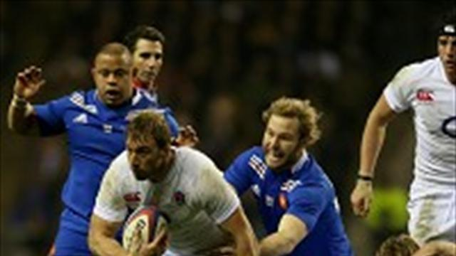 Rugby - Lancaster: Robshaw is a rock