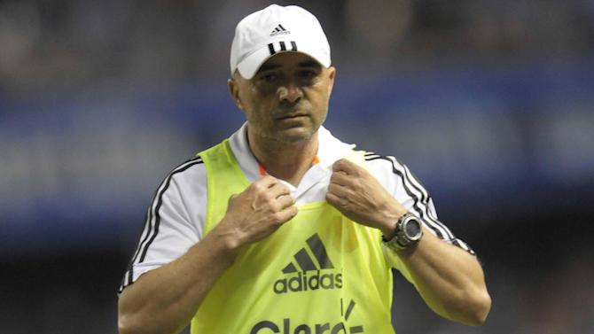 World Cup - Proud Sampaoli hails his Chilean 'rebels'
