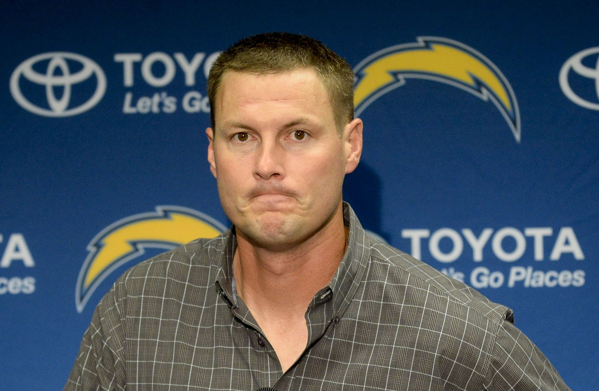 Chargers Philip Rivers A Little Bit Numb About Team
