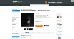 What Nike.com (and Others) Can Teach You About Building Persuasive Product Pages image Batman up close 1 600x315