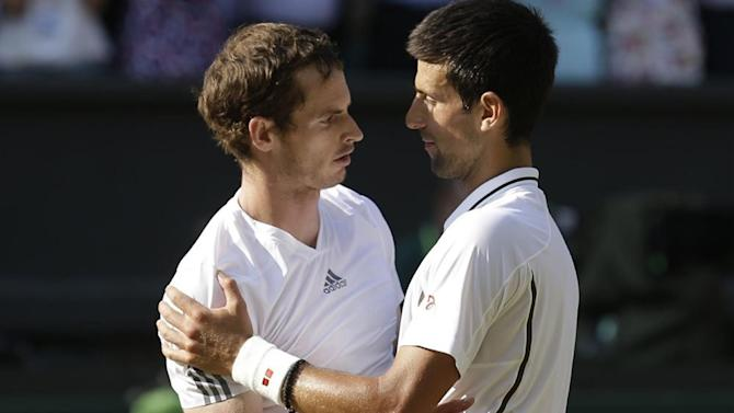 US Open - Murray and Djokovic set for quarter-final epic