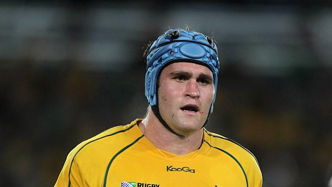 Rugby Union - James Horwill File Photo