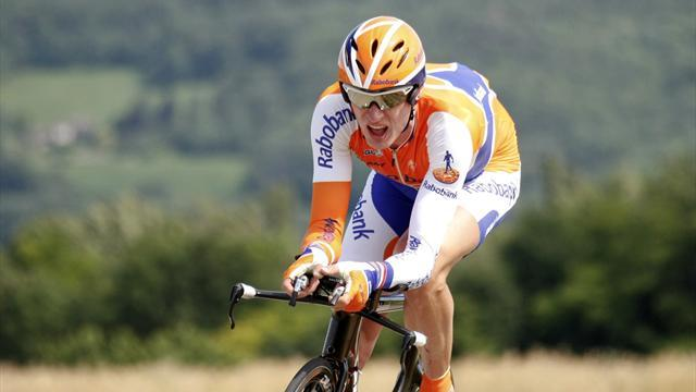 Cycling - Clement wins penultimate stage in Catalunya