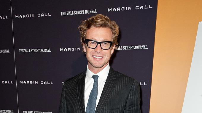 Margin Call NY Premiere 2011 Simon Baker