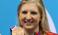 Rebecca Adlington Announces 'Retirement'