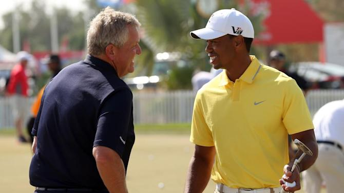 Colin Montgomerie: I wouldn't trade my career for Tiger's
